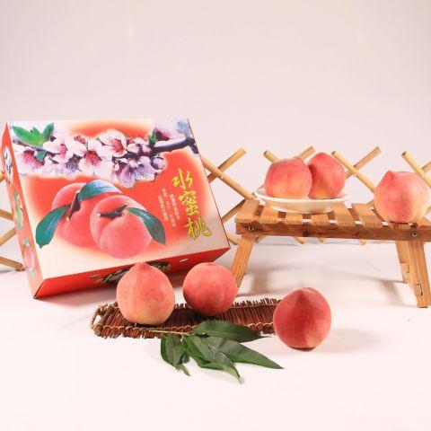 紅玉蜜甜桃